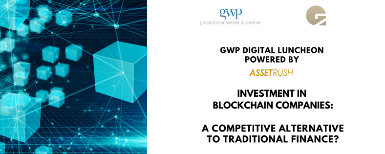 [Recording] Investment in blockchain companies: A competitive alternative to traditional finance?