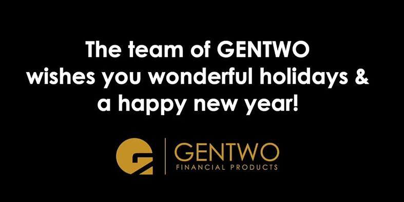 GENTWO wishes you happy holidays and a wonderful 2021!