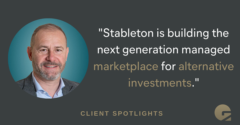 How Stableton is building the next generation managed marketplace for alternative investments
